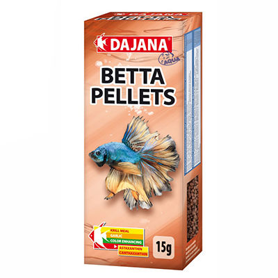 Dajana Betta Pellets 15 g
