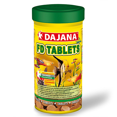 Dajana FD Tablets 250 ml