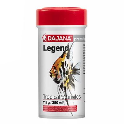 Dajana Legend – Tropical granules, 250 ml