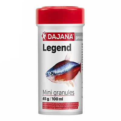 Dajana Legend - Mini granules, 100ml