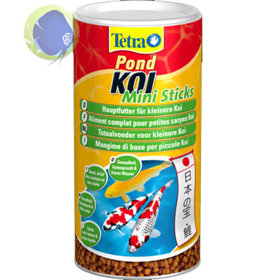 Tetra Pond Koi Mini Sticks 1L