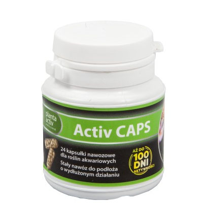 Aquabotanique Activ Caps 24 ks (kapsulové hnojivo)