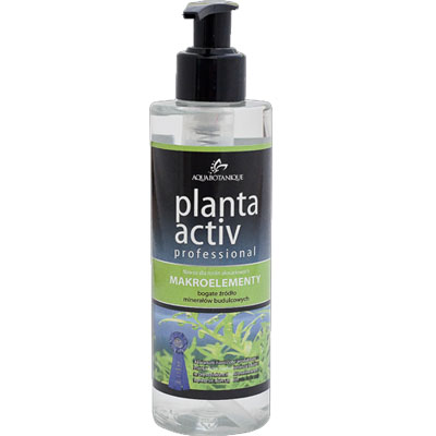 Aquabotanique Planta Active - Makroelementy 200ml