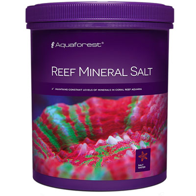 Aquaforest Reef mineral salt 800ml