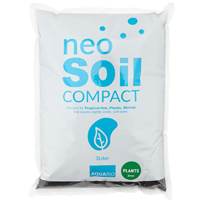 Aquario NEO Soil 8L plants