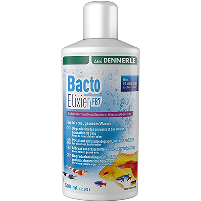 Dennerle Bacto Elixier FB7 250ml