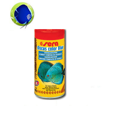 sera discus color Blue 100ml