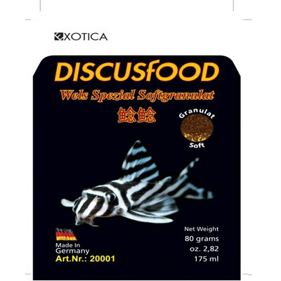 Discusfood Wels Special Soft 80g