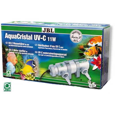 JBL AquaCristal UV-C Sterilizer 11 W