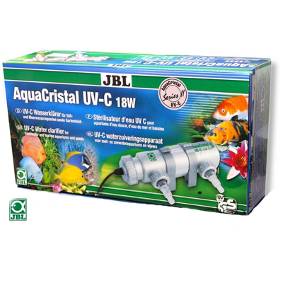 JBL AquaCristal UV-C Sterilizer 18 W