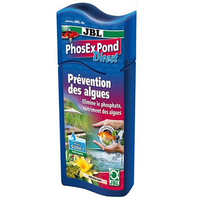 JBL PhosEx Pond Direct 500ml/10000L
