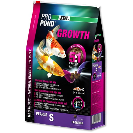 JBL ProPond Growth S 1,3kg-3L