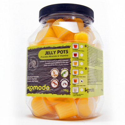 Komodo Jelly Pot Mango Jar 60ks