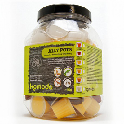Komodo Jelly Pot Mixed Flavours Jar