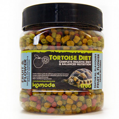 Komodo Tortoise Diet Fruit Flower 170g