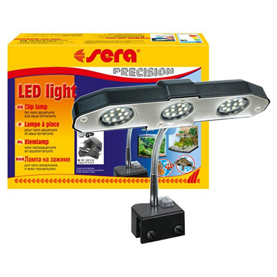 Sera LED light 3 x 2 W