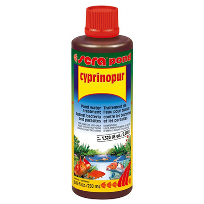 Sera pond cyprinopur 250ml