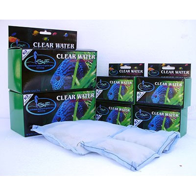 SZAT Clear Water Black Water K1 13x13cm