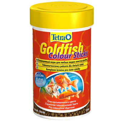 Tetra Goldfisch Colour stick 100ml