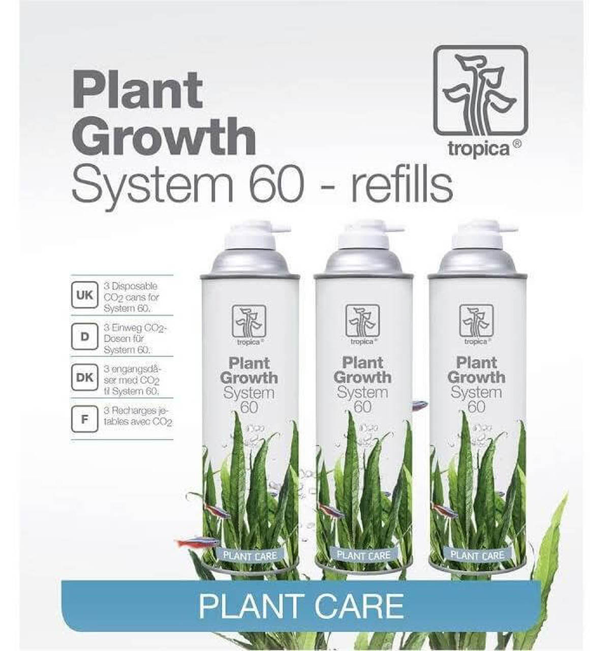 Tropica Plant Growth System 60