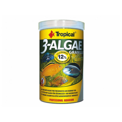 TROPICAL-3-Algae Granulat 1000ml/380g