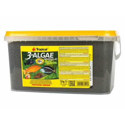 TROPICAL-3-Algae Granulat 5L/2,2kg