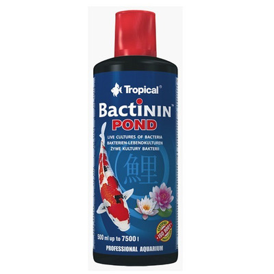 TROPICAL-BACTININ POND 500ml/7500L