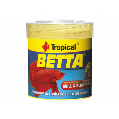 TROPICAL-Betta 50ml/15g