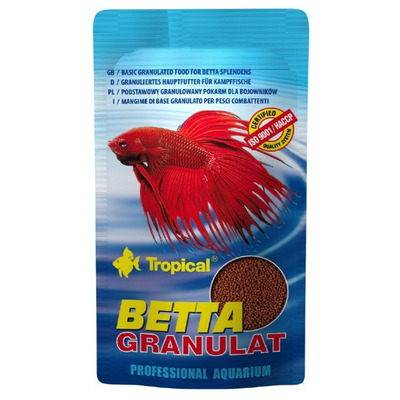 TROPICAL-Betta granulat 10g