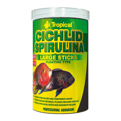 TROPICAL-Cichl.Spirul.LargeSticks 5L/1,5kg
