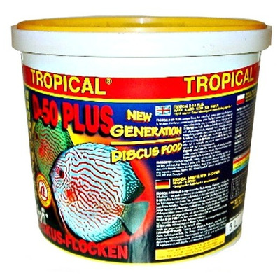 TROPICAL-D 50 Plus 5L/1kg