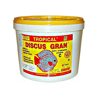 TROPICAL-Discus gran D-50 Plus 5L/2,2kg