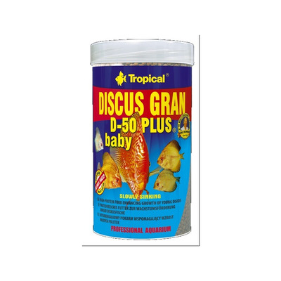TROPICAL- Discus gran D-50 baby 250ml/130g