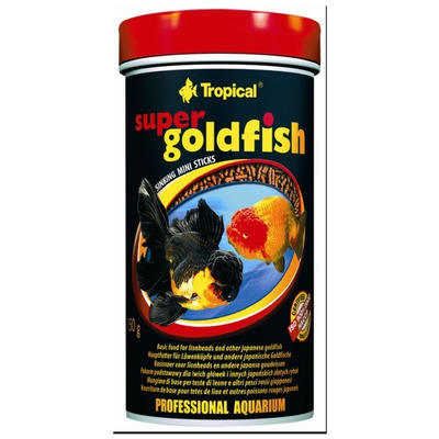 TROPICAL-SuperGoldfish MiniSticks 100ml