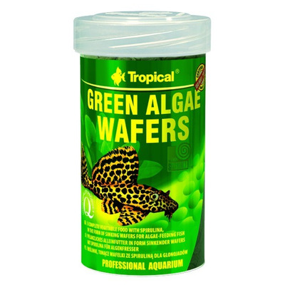 TROPICAL-Green Algae Wafers 100ml/45g