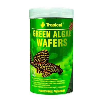 TROPICAL-Green Algae Wafers 250ml