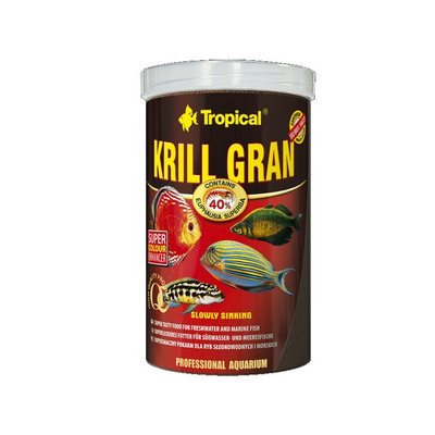 TROPICAL- Krill gran.100ml/54g
