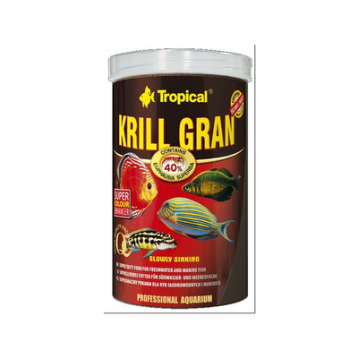 TROPICAL- Krill gran.250ml/135g