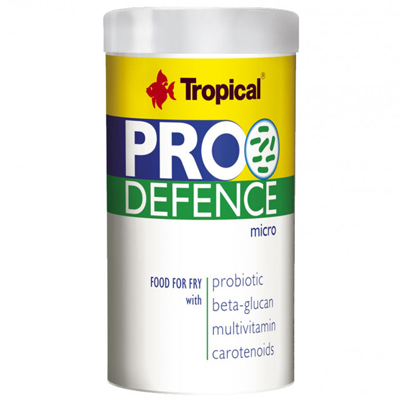 TROPICAL- Pro Defence Micro 100ml/60g s probiotikami