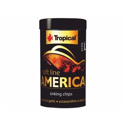 TROPICAL-Soft Line America Size L 100ml/52g
