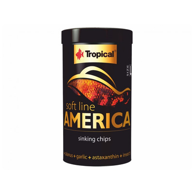 TROPICAL-Soft Line America Size L 250ml/130g