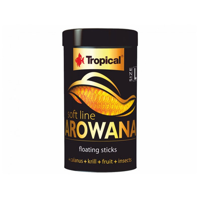 TROPICAL-Soft Line Arowana Size L 100ml/32g