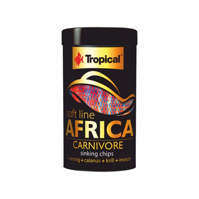 TROPICAL-Soft Line Africa Carnivore 100ml/52g