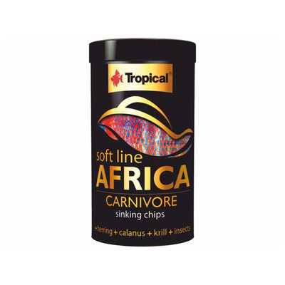 TROPICAL-Soft Line Africa Carnivore 250ml/130g