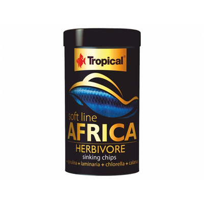 TROPICAL-Soft Line Africa Herbivore 100ml/52g