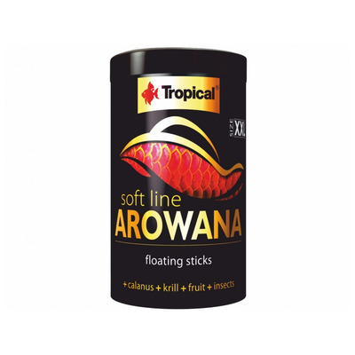 TROPICAL-Soft Line Arowana Size XXL 1000ml/320g