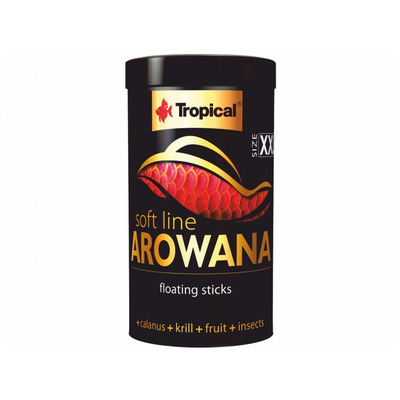 TROPICAL-Soft Line Arowana Size XXL 250ml/80g