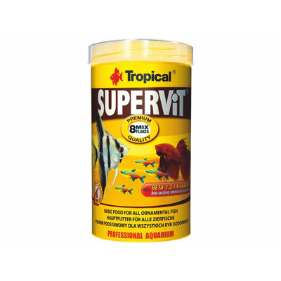 TROPICAL-Supervit-Basicflake 1000ml/200g