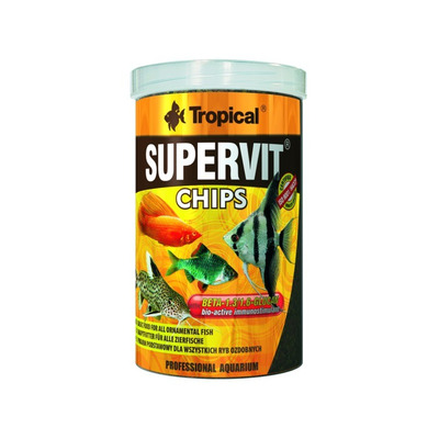 TROPICAL-Supervit Chips 100ml/52g
