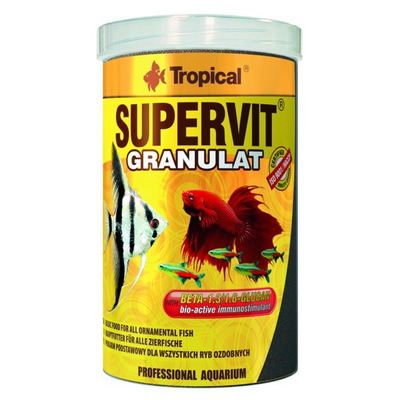 TROPICAL-Supervit Granulat 1000ml/550g